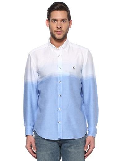 Beymen Club Gömlek Mavi